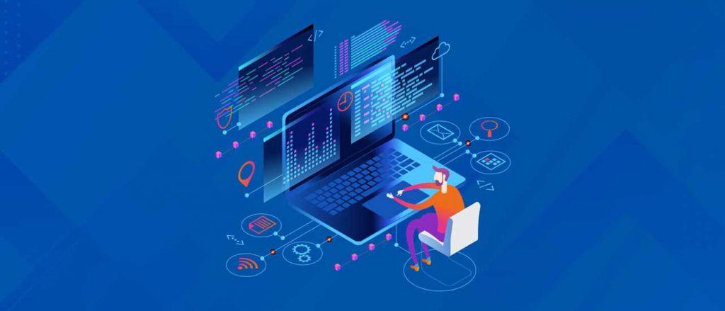 تفاوت زبانهای برنامه نویسی تحت ویندوز و تحت وب