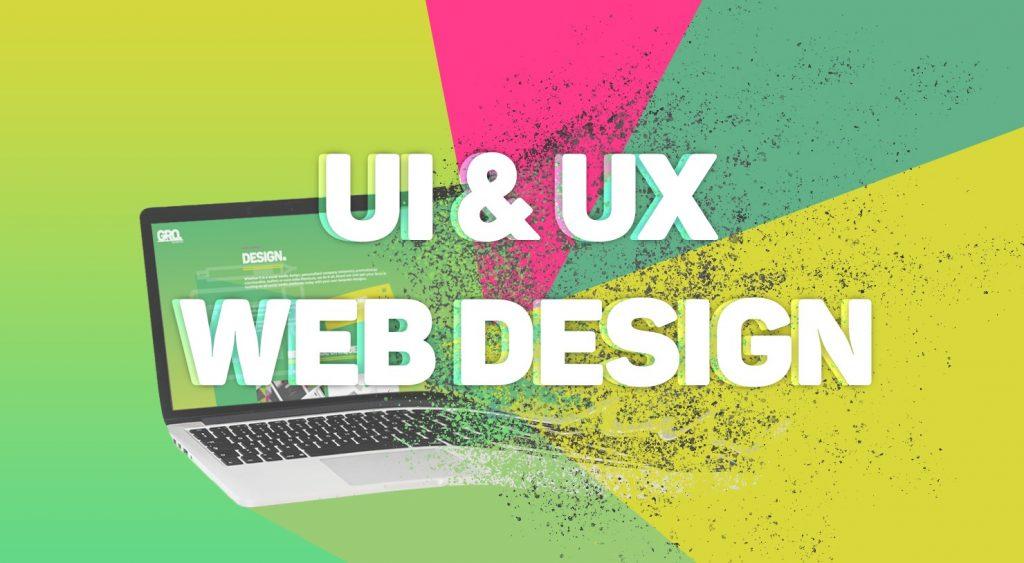 چیدمان در طراحی سایت