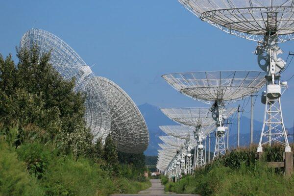 تاثیر شبکه 4G ماه بر تلسکوپ های رادیویی زمین